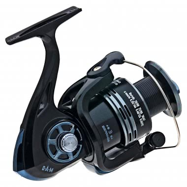 DAM Quick Fighter Pro Metal 340 FD Fishing Reel  DAM SPINNING REELS zaifish.myshopify.com Cabral Outdoors