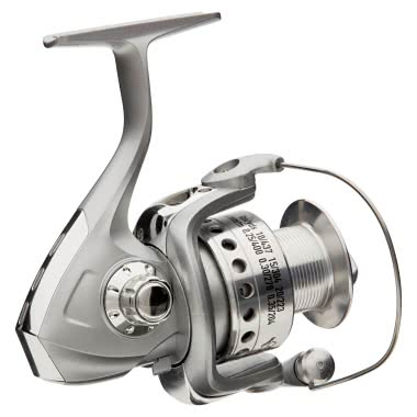 DAM Quick Fighter Pro Metal G2 120 FD Fishing Reel, SPINNING REELS, DAM, Cabral Outdoors - Cabral Outdoors