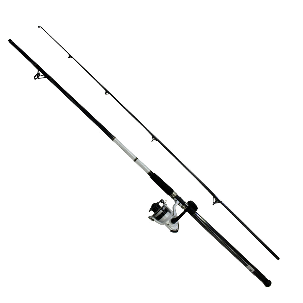 Daiwa D-Wave Saltwater 8Ft Fishing Spinning Reel and Rod Combo  Daiwa Spinning Rods zaifish.myshopify.com Cabral Outdoors