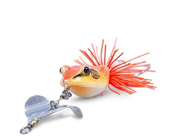 Bufo Kero Kero Frog 50mm | 8.5g, Frog, Lures Factory, Cabral Outdoors - Cabral Outdoors
