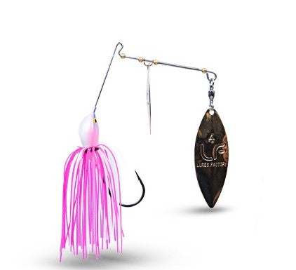 Lure Factory I-Spinner Spinner Bait 17g | 8cm | size 3/0 | 1pcs/pkt - Cabral Outdoors