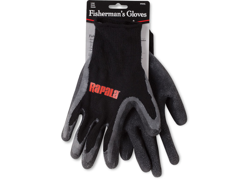 Rapala Fisherman's Gloves, Gloves, Rapala, Cabral Outdoors - Cabral Outdoors