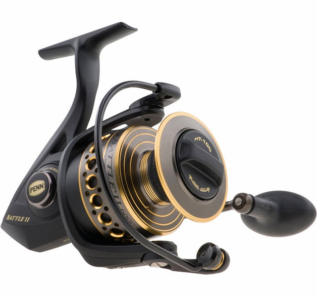 PENN Battle II 4000-5000 Spinning Reel, SPINNING REELS, Penn, Cabral Outdoors - Cabral Outdoors