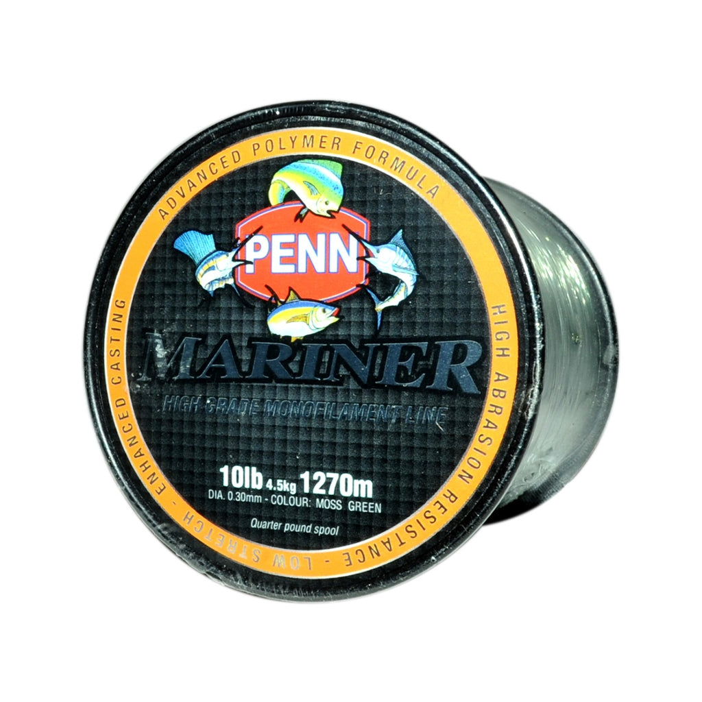PENN MARINER HIGH GRADE MONOFILAMENT 8LB-50LB, Monofilament Line, Penn, Cabral Outdoors - Cabral Outdoors