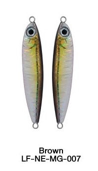 Neo Metal Jig Maggy 7.5cm | 40g (No Hooks) - Cabral Outdoors