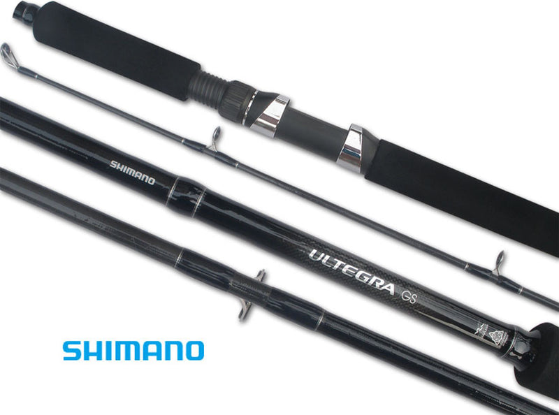 Shimano ULTEGRA GS 10FT Fishing Rod, Spinning Rods, Shimano, Cabral Outdoors - Cabral Outdoors