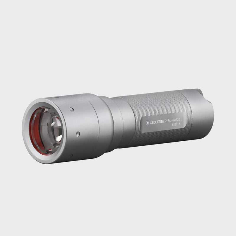 LEDLenser SL-Pro 220 flashlight, Flashlight, LEDLenser, Cabral Outdoors - Cabral Outdoors