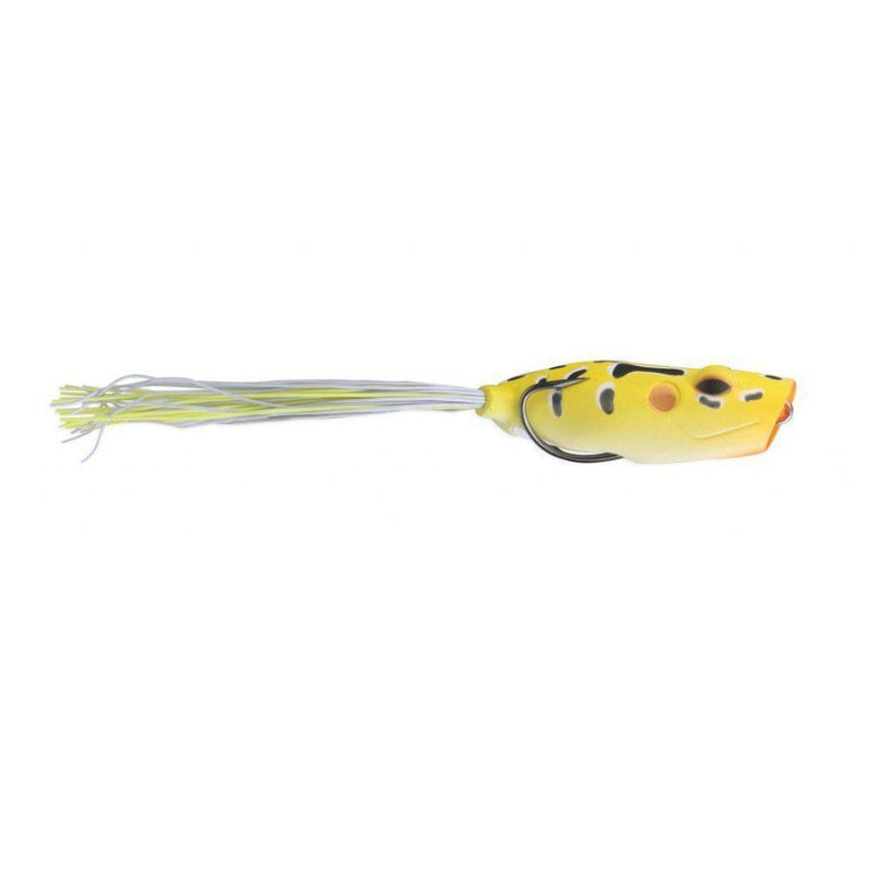 Storm SX-Soft Bloop Frog 70mm/20g, 1pcs/pkt Yellow Storm Frog zaifish.myshopify.com Cabral Outdoors