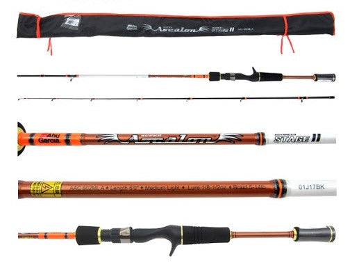 Abu Garcia Ascalon BaitCasting Rod 6ft, ROD, Abu Garcia, Cabral Outdoors - Cabral Outdoors