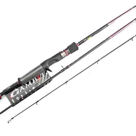 Abu Garcia Gambit Tactical Performer Pawn Star 6 ft Fishing Rod - Cabral Outdoors