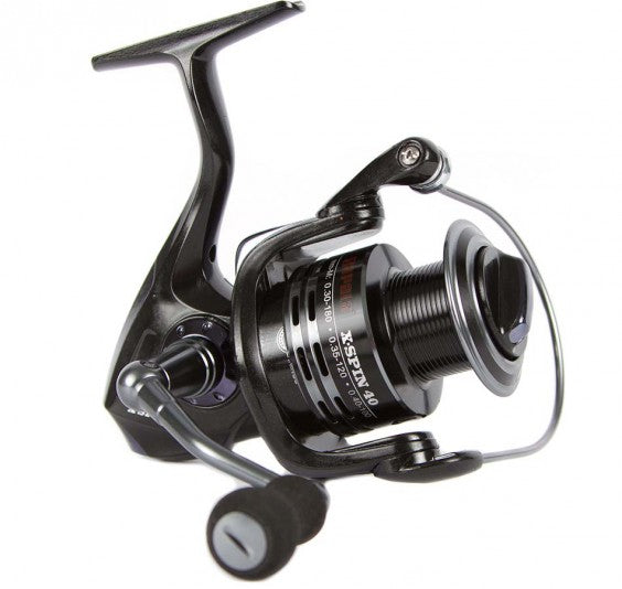 Rapala X-Spin 4000 Spinning Reel, SPINNING REELS, Rapala, Cabral Outdoors - Cabral Outdoors