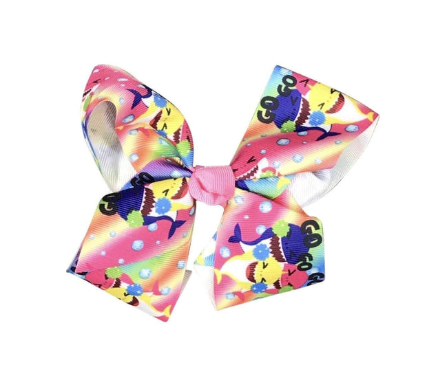 ILTEX Apparel Accessory Bow - Baby Shark
