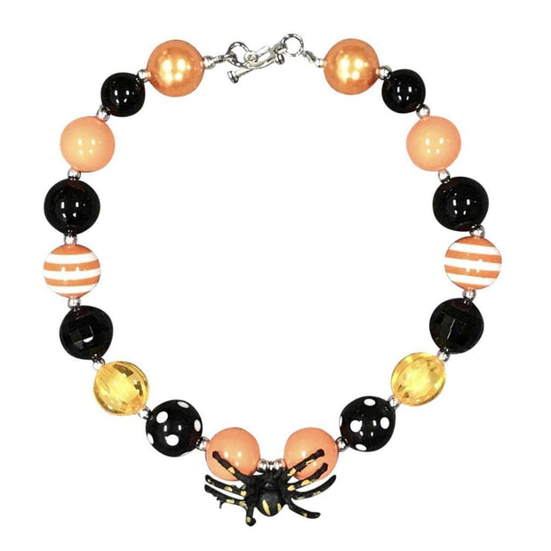 ILTEX Apparel Accessory Bubblegum Necklace - Spider
