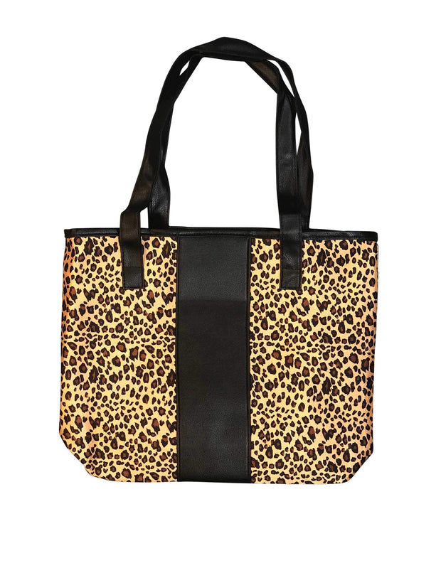 ILTEX Apparel Accessory Cheetah Leather Light Bag
