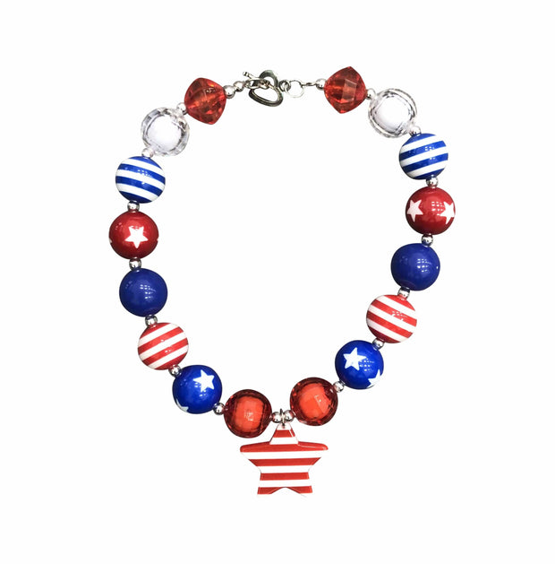 ILTEX Apparel Accessory Necklace - July 4th