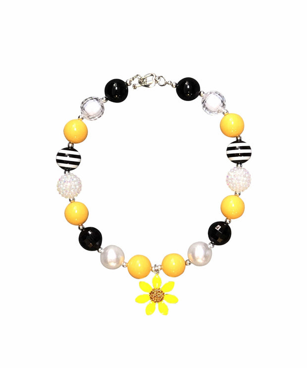 ILTEX Apparel Accessory Necklace - Sunflower