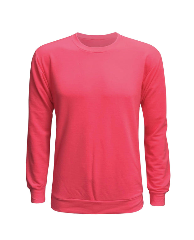 ILTEX Apparel Adult Clothing Crew Neck Polyester Sweatshirt