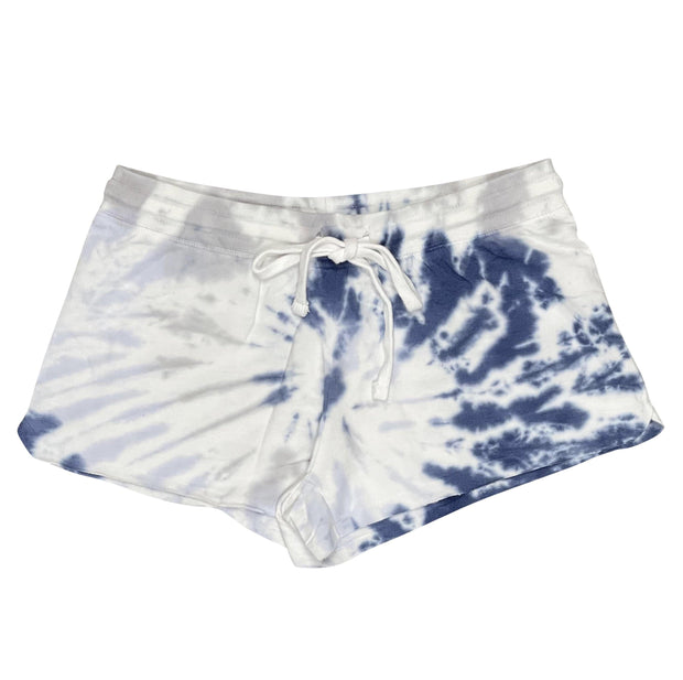 ILTEX Apparel Adult Clothing Tie Dye Shorts Icey Thunder - Adult