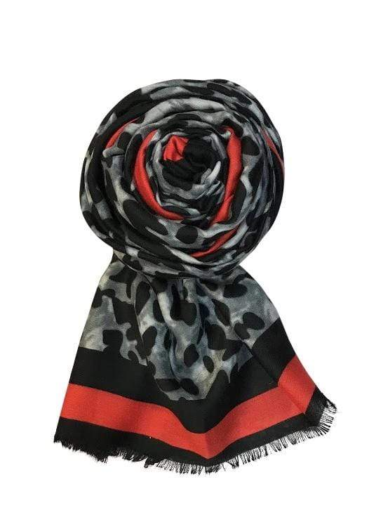 ILTEX Apparel Cheetah Scarf 3