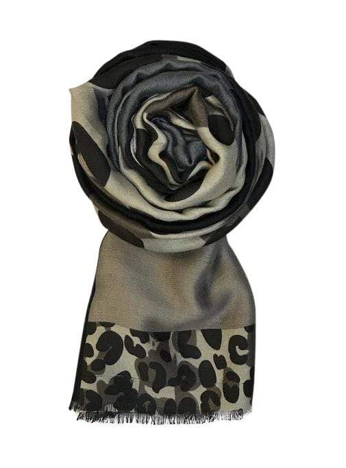 ILTEX Apparel Cheetah Scarf 4