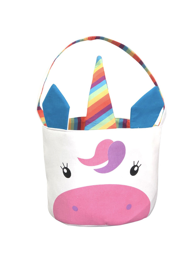 ILTEX Apparel Easter Unicorn Basket