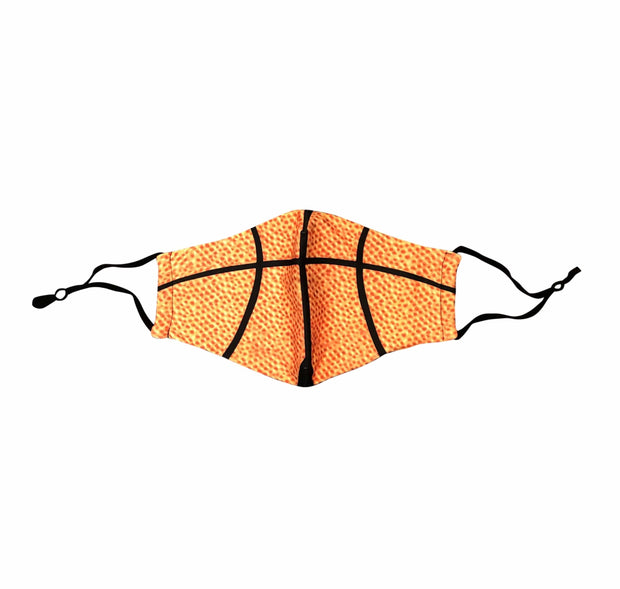 ILTEX Apparel Fashion Mask Adjustable Basketball