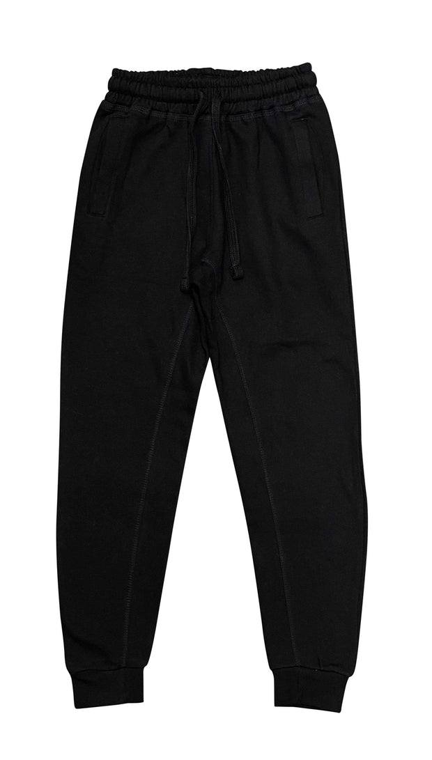 ILTEX Apparel Kids Clothing Black / Y-Small Youth Comfort Plain Jogger Pants