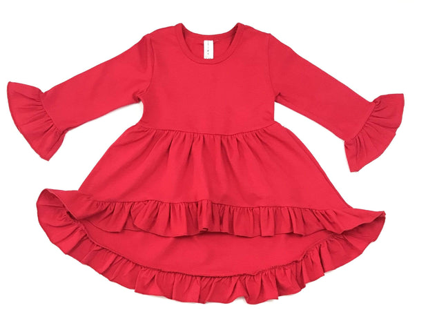 ILTEX Apparel Kids Clothing High Low Dress Kids