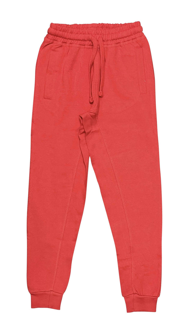 ILTEX Apparel Kids Clothing Red / Y-Small Youth Comfort Plain Jogger Pants