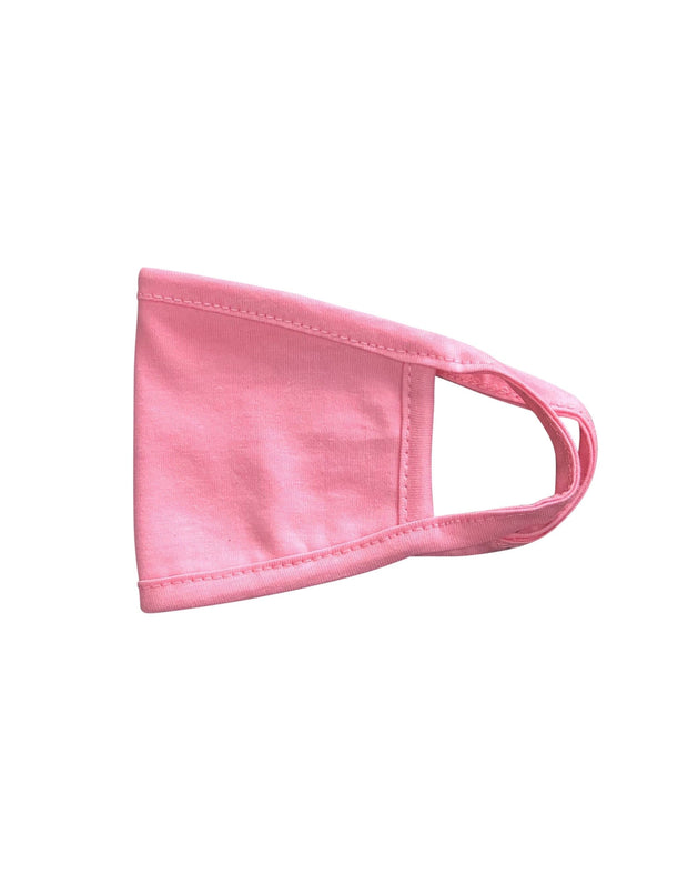 ILTEX Apparel Light Pink Face Cover Kids