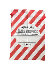 ILTEX Apparel Santa Sack - Candy Cane