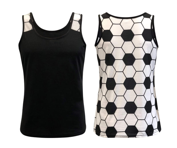 ILTEX Apparel Tank tops Small Soccer Tank Top Adult
