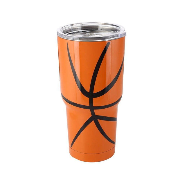 ILTEX Apparel Tumblers Basketball Tumbler