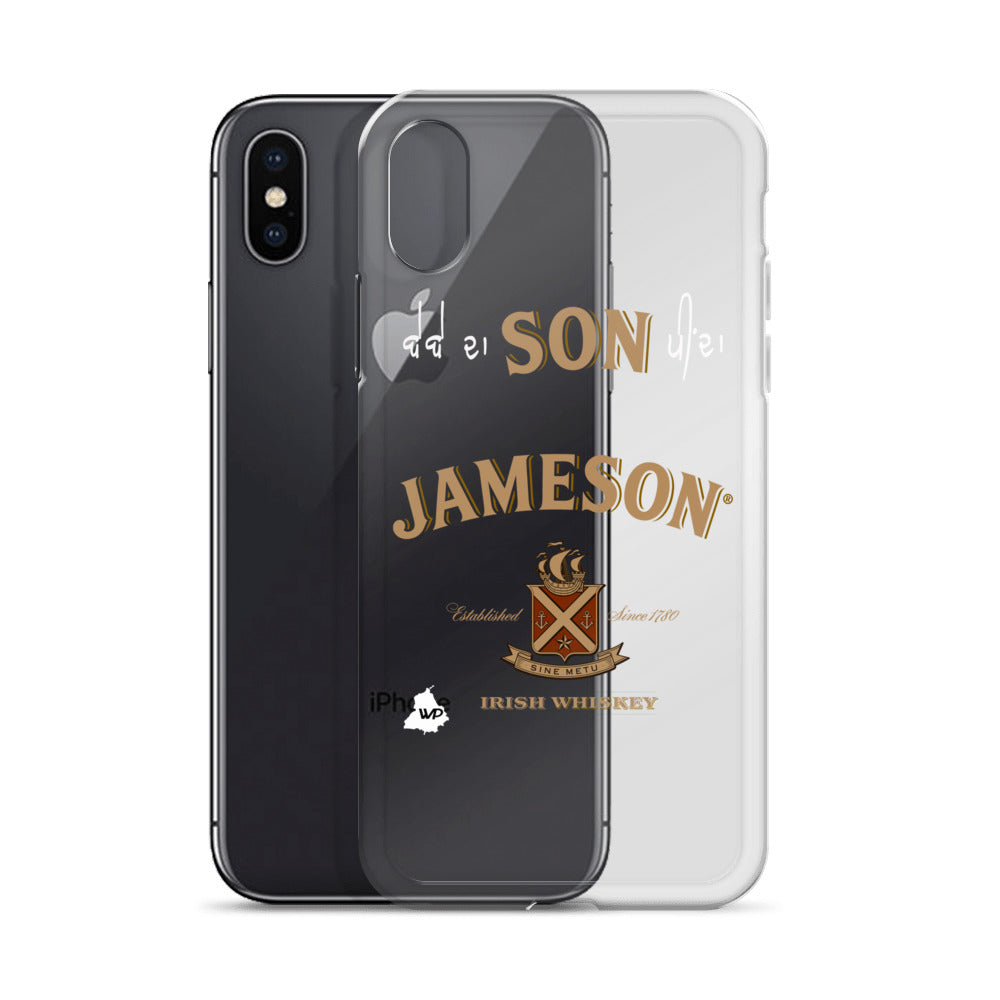 Jameson iPhone x Case