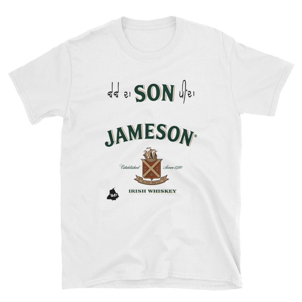 Jameson Unisex T-Shirt