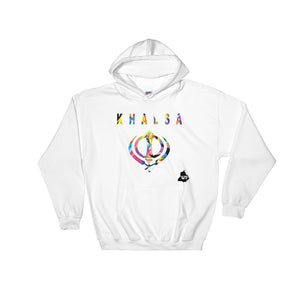 Khalsa Hooded Sweatshirt