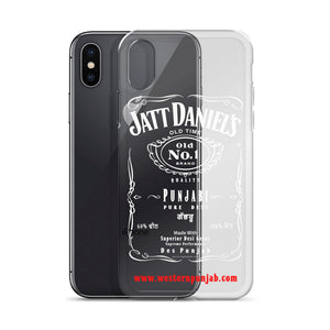 Jatt Daniels iPhone X Case