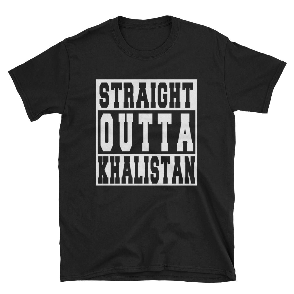 Straight Outta Khalistan T-Shirt