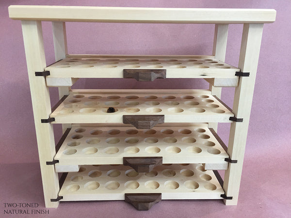 Shelf Essential Oil Display Rack
