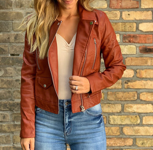 Rusted Fall Jacket
