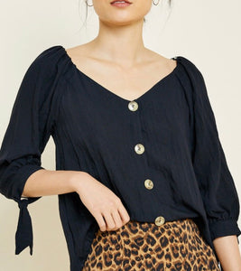 Plunge Button Top