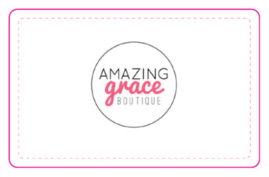 Amazing Grace Gift Card