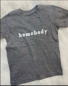 HOMEBODY Toddler Tee
