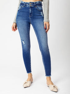 Double Button Jean