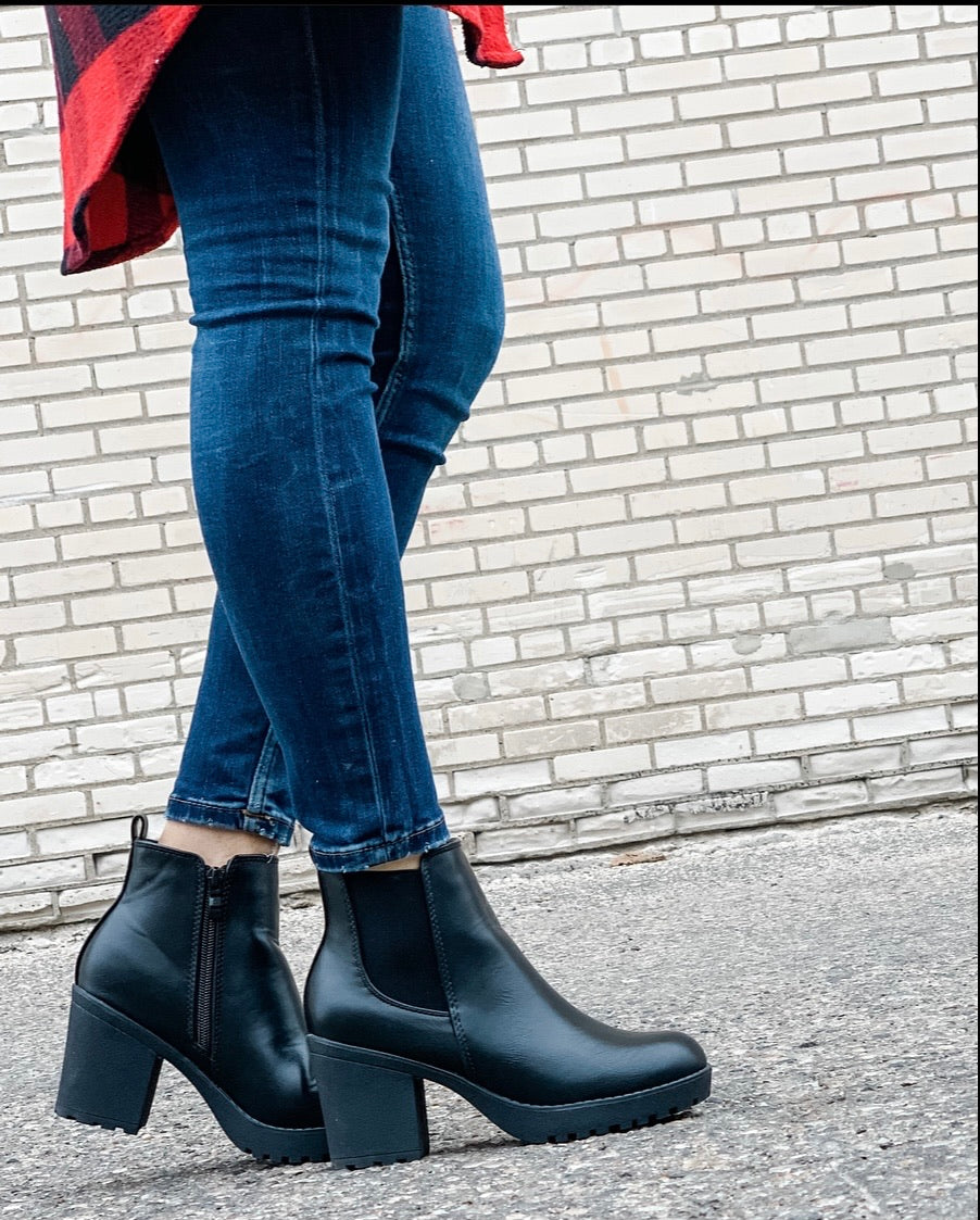 Refresh Bootie [black]