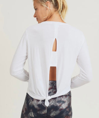 Tie Back Active Top