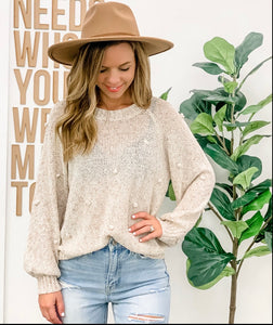 Oat Sweater