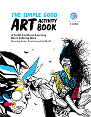 TSG Social Emotional Learning Based Art Activity Book