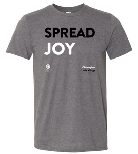 'Spread Joy' Short-Sleeve Unisex T-Shirt