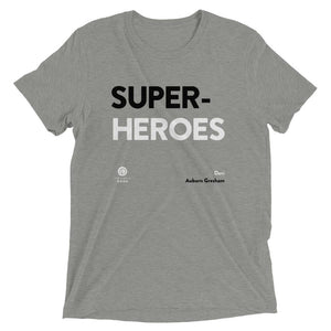'Superheroes' Short-Sleeve Unisex T-Shirt